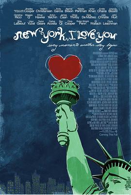 点击播放《纽约,我爱你》